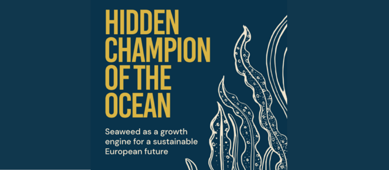 Seaweed for Europe Coalition launched