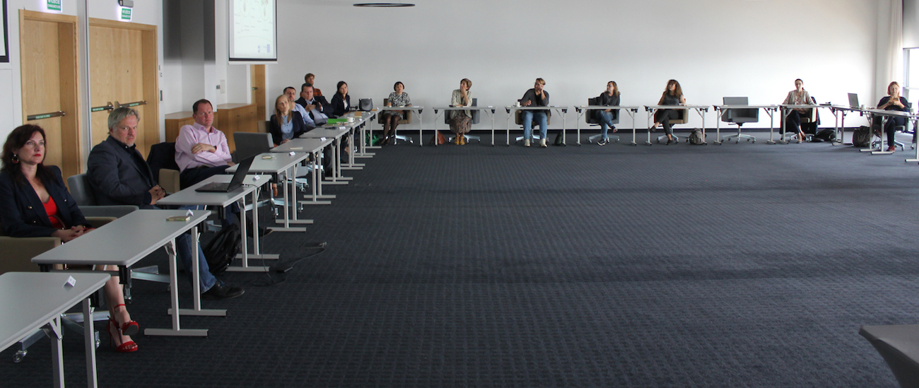 The 5th stakeholder meeting of the GRASS project was organized in Poland