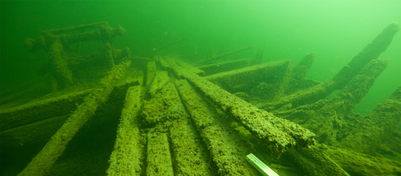 BalticRIM, a new Submariner Network project dealing with Underwater Cultural Heritage