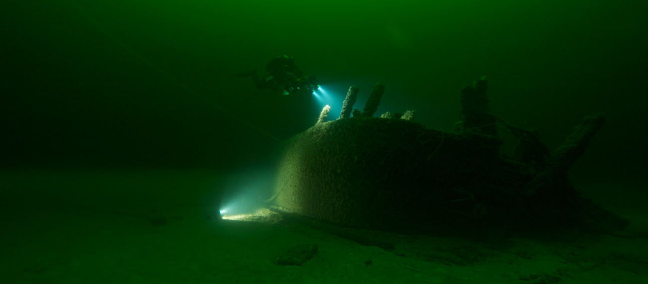 Finnish case: Underwater landscape in the Baltic Sea MSP context