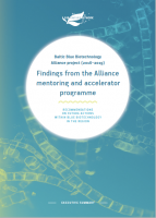 Executive summary: Findings from the Alliance mentoring and accelerator programme
